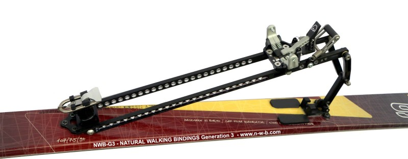 Natural Walking Binding G3